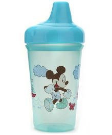 Disney International Mickey And Minnie Non Spill Cup Blue - 250 ml