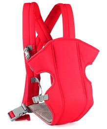 One Way Baby Carriers With Padded Shoulder Straps CA 108 - Red