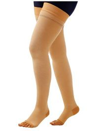 Comprezon Varicose Vein Stockings Class 1 Above Knee - Medium