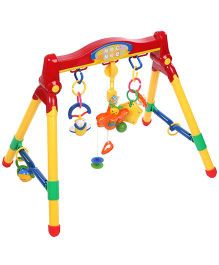 Mee Mee Musical Play Gym With Light - Multi Colour