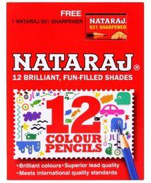 Natraj Colour Pencils