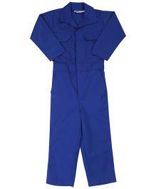 Gvavas Mechanic Fancy Dress Costume - Blue