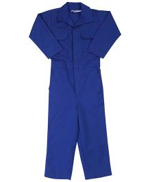 Gvavas Mechanic Fancy Dress Costume - Blue