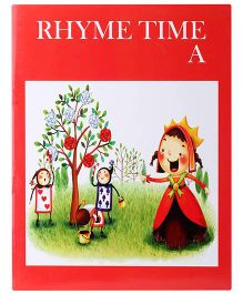 Blue Orange Publications Rhyme Time A Book With CD - English