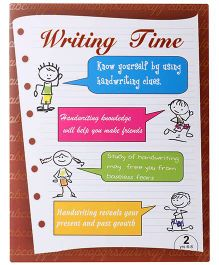 Blue Orange Publications Cursive Writing Book 2 - English