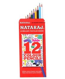 Nataraj - Colour Pencils