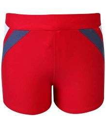 Freestyle Swim Trunk - Red