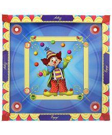 Prasima Toys Joker Carrom Board With Ludo - Joker Theme