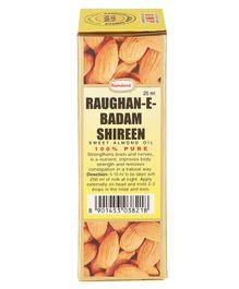 Hamdard Roghan Badam Shirin - 25 ml