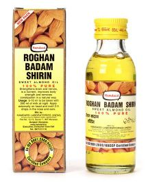 Hamdard Roghan Badam Shirin - 50 ml