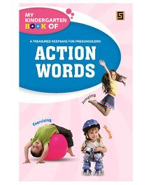 My Kindergarten Book of Action Words - English