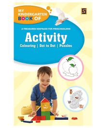 My Kindergarten Book of Activity - English
