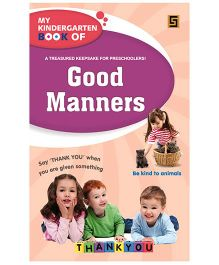 My Kindergarten Book of Good Manners - English