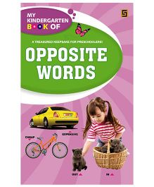 My Kindergarten Book of Opposite Words - English