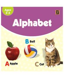 My Small Board Books Series 3 Alphabet - English