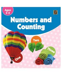 My Small Board Books Series 3 Numbers - English