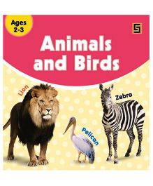 My Small Board Books Series 3 Animals And Birds - English