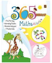 365 Maths Activities - English