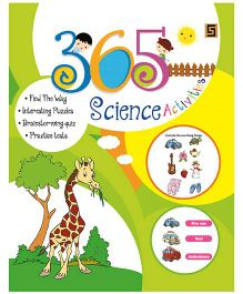 365 Science Activities - English