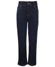 Reve Full Length Regular Jeans - Black