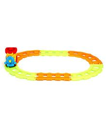 Mitashi Skykidz Zooming Merry Train Playset - Yellow