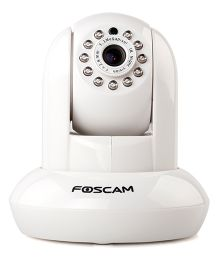 Foscam Baby Monitor Camera FI9831 W - White