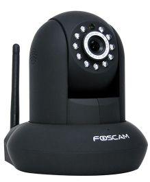 Foscam Baby Monitor Camera FI9831 W - Black