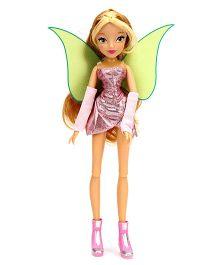 Winx Funskool Charmix Fairy Flora Doll