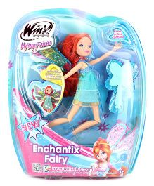 Winx Funskool Enchantix Fairy Bloom Doll