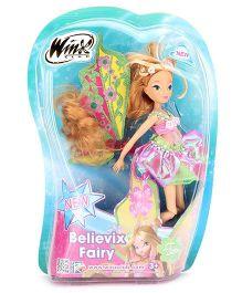Winx Funskool Believix Fairy Flora Doll