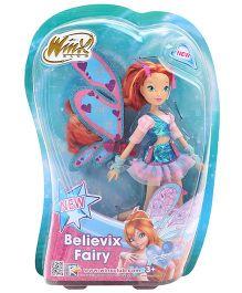Winx Funskool Believix Fairy Bloom Doll