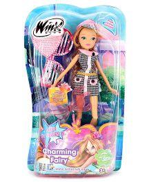 Winx Funskool Charming Fairy Flora Doll