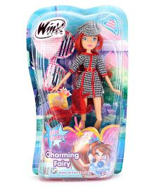 Winx Funskool Charming Fairy Bloom Doll