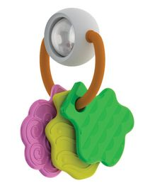 Giggles Tree Teether Rattle - Muti Color