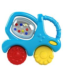 Giggles Mixer Truck Teether Rattle (Color May Vary)