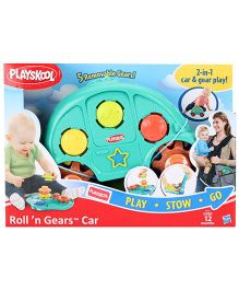 Playskool Roll n Gear Car Multicolor