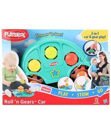 Playskool Funskool Roll n Gear Car Multicolor