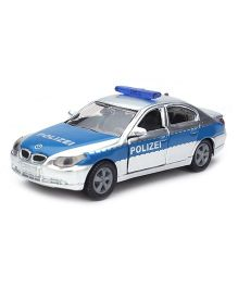 Siku Police Patrol Car - Blue And Grey