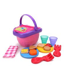 Leap Frog Shapes And Sharing Picnic Basket - Multi Color