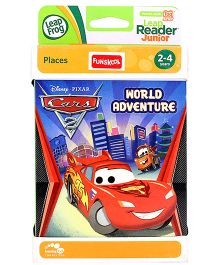 Leap Frog Disney Car 2 World Advanture