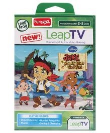 Leap Frog Leap TV Disney Jake And The Neverland Pirates
