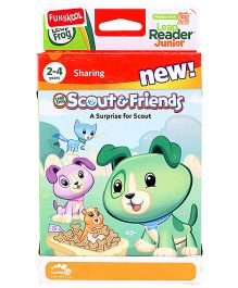 Leap Frog Leap Reader Junior Scout And Friends Book