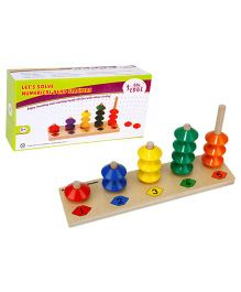 Eduedge Lets Solve Numerical Bead Stacker