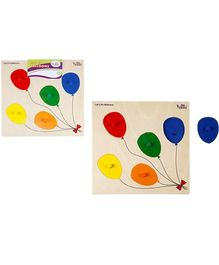Eduedge Let's Fix Balloons - 5 Knobbed Balloons