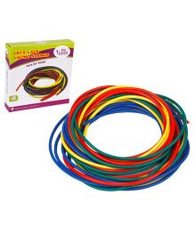 Eduedge Let's Lace Lacing String For Beads - Set Of 12