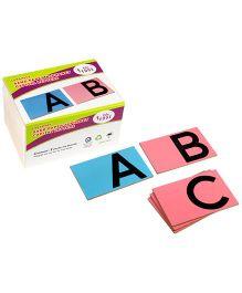 Eduedge Language Sand Paper Aplhabet Capital Letter - 26 Boards