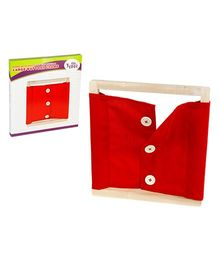 Eduedge Exercises Of Practical Life Large Buttons Frame