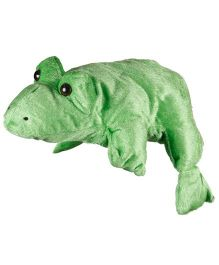 EDUEDGE Lets Do Drama Puppet Frog - Height 25.4 cm