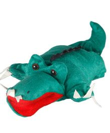 EDUEDGE Lets Do Drama Puppet Alligator - Height 25.4 cm