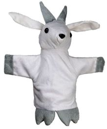 EDUEDGE Lets Do Drama Puppet Goat - Height 25.4 cm